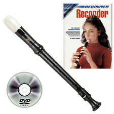 Recorder Package With Recorder & Case & Tutorial DVD & Booklet