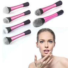 Pro Techniques Powder Foundation Contour Makeup Cosmetic Brushes Tool Set SL