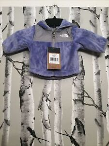 The North Face Infant Oso Hoodie: Size 0-3M: Lavender (144)