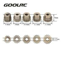 GoolRC 48DP 3.175mm 16T-20T Pinion Motor Gear for 1/10 RC Car Brushed Motor L89A