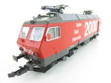 "(BES062) Roco 43512 DC H0 E-Lok Re 4/4 III 10103 ""Bahn 2000"" SBB, OVP"