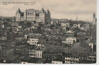 Birds Eye view of Albany New York, Vintage RP Postcard- *Free Shipping*