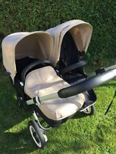 Bugaboo Double Pushchairs & Prams with Adjustable Back Rest