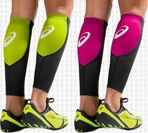 Asics Calf Shin Leg Compression Sleeves Running Volleyball Training ZK1505 NEW!