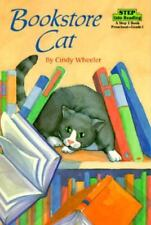 Bookstore Cat (Step into Reading) by Wheeler, Cindy