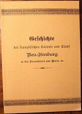 Originale Antiquarische Bücher aus Hessen für Orts-& Landeskunde
