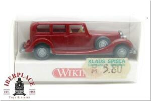 H0 1:87 scale Auto-Modelismo Wiking VW Golf 8250113 Horch 850 Car