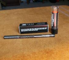 Avon True Color Lip Balm, Coral Crush NIB + Glimmerstick eye liner eggplant NIP