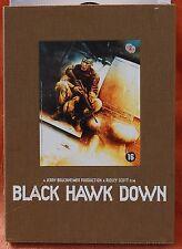 BLACK HAWK DOWN// EWAN MCGREGOR - TOM SIZEMORE -- !!! 2 DVD SET !!!