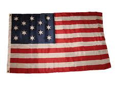 3x5 1777 US Hopkinson's 6 Star United States Premium Flag 3'x5' Banner Grommets