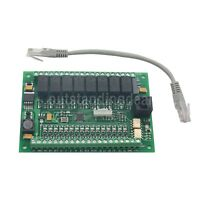 Mach3 USB Modbus E-Cut Expansion Card Breakout Interface Board for CNC Engraving
