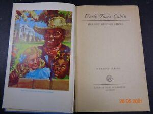 Uncle Toms Cabin - Harriet Beecher Stowe Published By Hamlyn Classics
