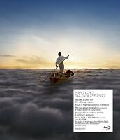 PINK FLOYD - THE ENDLESS RIVER  CD + BLU-RAY NEU