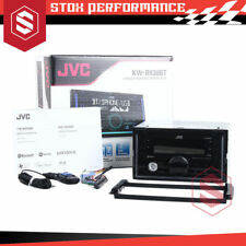 JVC KW-R930BT 2-Din CD Receiver Bluetooth and Front USB/AUX Input Car Stereo New