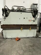 Pacific J135 10 135 Ton X 10 Hydraulic Press Brake With Cnc Control Amp Tooling