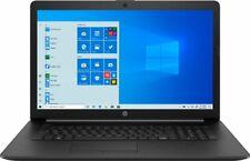 """New HP 17.3"""" HD+ Laptop, Intel Core i5-1035G1, 8GB, 256GB, DVD-RW, HDMI, Win 10"""