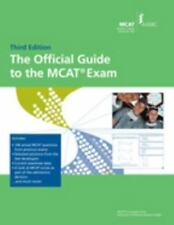 The official guide to the mcat exam 2nd edition: medical college.