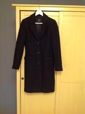 Elegante Winter Mantel Größe 34 Der Marke Miss Sixty