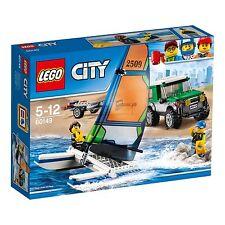 LEGO® City 60149 Geländewagen mit Katamaran NEU OVP_ 4x4 with Catamaran NEW NRFB