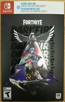 NEW  Epic  Fortnite Darkfire Bundle  Nintendo Switch 2019 Video Game Add-On DLC