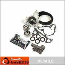 Timing Belt Kit Water Pump Fits 00-06 Hyundai XG350 Kia Amanti Sedona 3.5L G6CU