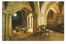 Postcard The Crypt Collegiate Church of St. Mary Warwick   (A20)