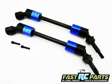 Traxxas 1/10 Summit Front Rear Steel CVD Driveshafts Axles RVO288E06