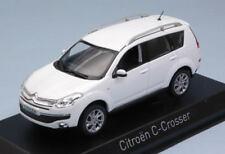 Citroen C-crosser 2007 White 1:43 Model 155654 NOREV