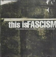 This is fascism New Fast Automatic Daffodils, Lionrock, Johnny Moy, Col.. [2 CD]