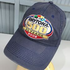 NASCAR Daytona 500 50 Years YOUTH Adjustable Baseball Cap Hat