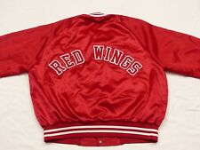 * Detroit Red Wings Starter retro Bomber chaqueta * NHL Hockey retro * * talla XL * Tip Top