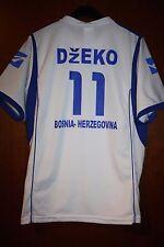 Maglia Shirt Maillot Trikot Camiseta Bosnia Dzeko Bosna Roma City Wolfsburg