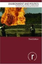 Environment and Politics (Routledge Introductions to Environment: Environment a