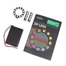 [3DMakerWorld] Kitronik Zip LEDs Add-On Pack Inventors Kit for micro:bit