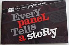 Rare  DISNEY Books  Graphic Novels  PROMOTIONAL  Post Card  Set