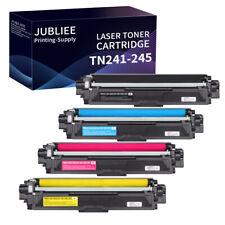 4 XL Toner für Brother TN241 TN245 MFC-9332CDW DCP-9022CDW HL-3142CW MFC-9142CDN