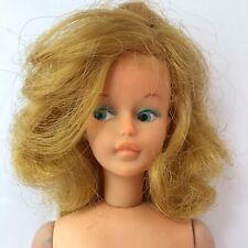 Vintage Tressy American Charactor Doll No Key Blonde Barbie Clone