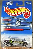 Details about  /Hot Wheels Collector #284 Krackle Car Flashfire with 5 Spoke Wheels