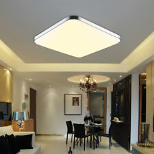 LED Deckenleuchte Badleuchte Küche Deckenlampe Leuchte Wohnzimmer IP44 12W Flur