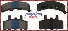 CERAMIC FRONT BRAKE PADS FOR CHEVROLET C1500 / C2500 / C3500 PICKUP 1988-1999