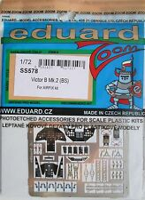 Eduard 1/72 SS578 Colour Zoom etch for Airfix Victor B Mk 2 (BS) kit