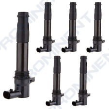 6x Ignition Coils Replacement for 2002-2006 Land Rover Freelander 2.5L V6 UF534