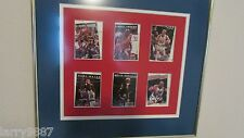 USA Dream Team 1992 Signed Basketball Card Collection Jordan, Johnson, Bird, ETC