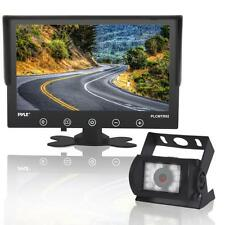 PLCMTR92 Waterproof Rated Backup Camera & Monitor System w/ 9'' Display Monitor