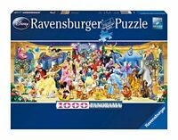 Ravensburger Disney Panoramic 1000pc Jigsaw Puzzle Christmas Gift Present