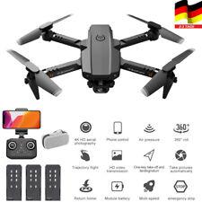 Faltbar Drohne mit 4K HD Kamera FPV WIFi Mini Selfie App RC Quadcopter Drone DHL