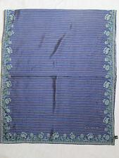 -Authentique Echarpe GIANNI VERSACE soie TBEG vintage Scarf 56 x 138 cm 6375a6e4423