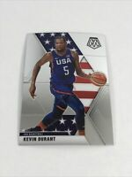 2019-20 MOSAIC USA OLYMPIC TEAM INSERT KEVIN DURANT NETS CARD # 251