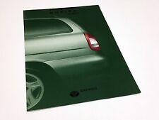 1999 Daewoo Nubira Wagon Brochure