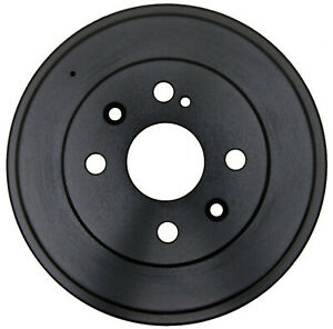 Brake Drum Rear ACDelco Advantage 18B603A fits 11-14 Mazda 2
